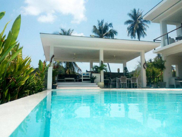 villa-noi-koh-samui-piscine