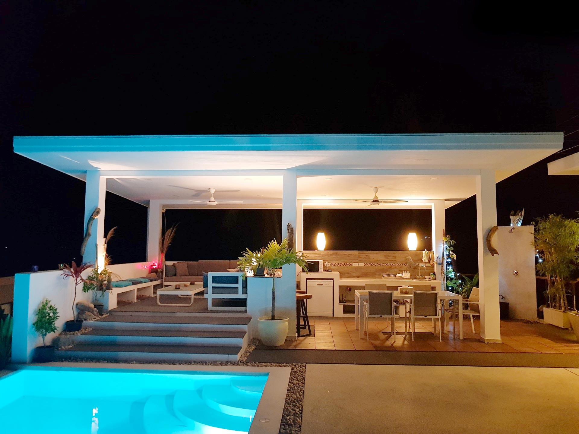 la-villa-noi-koh-samui-villa-night